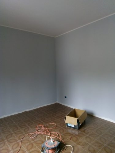 Tinteggiatura muri interni