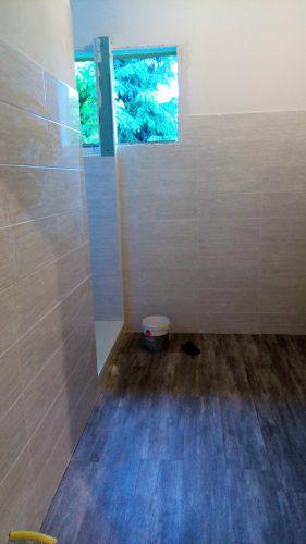 Posa pavimento bagno