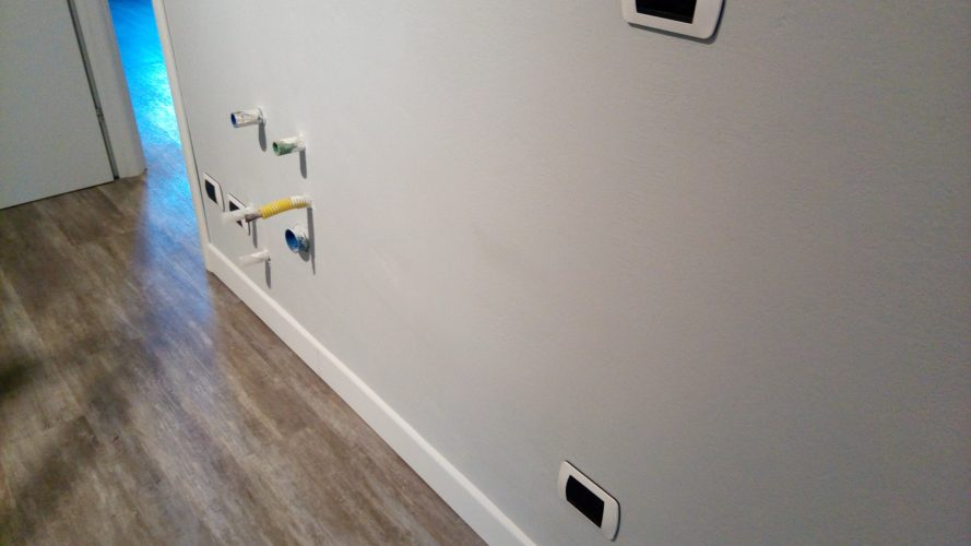 Futura parete cucina