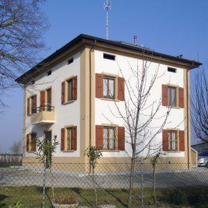 Ristrutturazione: San Giovanni in Persiceto (BO)